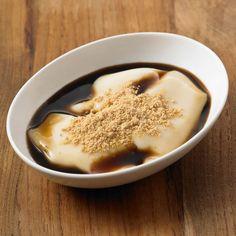 MUJI Tonyu Pudding with Black Honey & Roasted Soybean Flour - 110g - Takaski.com