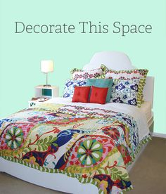 Pick the Right Wall Treatment (http://blog.hgtv.com/design/2013/07/17/decorate-this-space-pick-the-right-wall-treatment/?soc=pinterest)