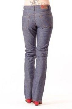 Patron jean 1083 202 bootcut femme - T 24-36 inches - couture - Patrons de couture chez Makerist
