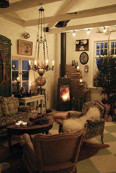 Christmas time @ Gua's Mor Agustas Garage