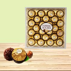 "Make your sister feel special by gifting yummy Ferrero Rocher Chocolates on the auspicious occasion of #RakshaBandhan .  Get 10% off on all #rakhi  products, #CuponCode : ""RAKHI2016""  #BringHomeFestival"