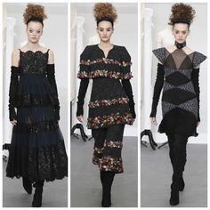 Chanel Alta-Costura Inverno 2017