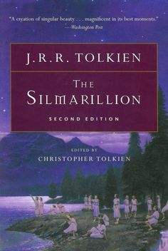 The Silmarillion by J. R. R. Tolkien (1977) | The 25 Most Challenging Books You Will Ever Read. This is my absolute favorite of all time, and undoubtedly the greatest influence.