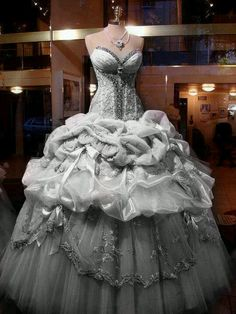 Belle of the Ball. I love the top but the bottom is like wow...