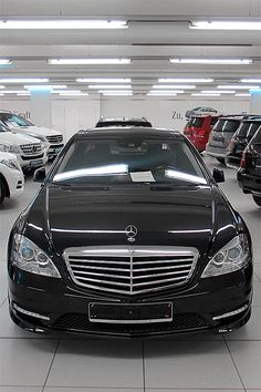 """classy-captain: """" Mercedes-Benz S-Class AMG by classy-captain """""""