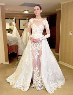 zuhair-murad-tammy-long-sleeve-sheath-wedding-dress-with-removable-train-dimitras-bridal-couture-