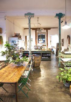 Il Tavolo Verde - Más de 20 espacios donde tomarte el desayuno más instagramizable - TELVA.com