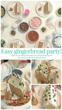 Easy Gingerbread Par