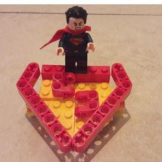#lego #superman #Lesdefinautes.com #mypushup https://www.mypushup.com