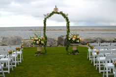 Gordon Lodge. Baileys Harbor, WI, Door County. #wedding #dc #bride #water #waterview