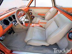 1965 Chevy El Camino Interior Large