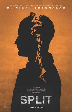 RT @filmdanismani: Split'in posteri de iddialı olmuş. Psikolojik gerilime yakışır bir poster. https://t.co/8B4u6Ea1ij