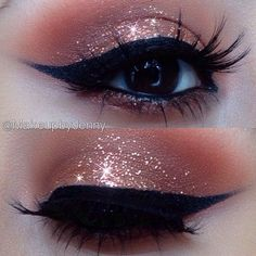 Rose Gold <3.  Don't know  if I can pull this look off, but i like it; its so pretty!
