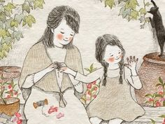 해매다 봉숭아꽃이 만발할 때면 엄마는 열 손가락에 봉숭아 물을 들여주셨습니다. 작은 절구에 봉숭아꽃잎과 이파리, 백반을 넣어 함께 빻아... 작은 손톱에마다 조심스럽게 올려 비밀로 싸고, 실로 묶고... 빻아놓은 봉숭아 반죽에서 나던 특유의 냄새.... 손이 근질근질하여 꼼지락대던 내게 가만히 있으라고 웃으며 핀잔을 주던 엄마의 목소리.. 꽃 사이을 날며 붕붕거리던 꿀벌의 날개짓.. 따사로운 햇살 아래.. 첫눈이 올 때까지 손톱에서 봉숭아물이 사라지지 않으면 첫사랑이 이루어진단다...라는 달콤한 이야기까지.... 내 손도...내 마음도.... 곱디 고운 색으로 물들어갔습니다......
