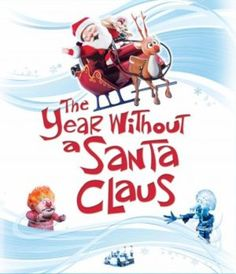The Year Without a Santa Claus. My favorite Christmas special! I look forward to watching it every year. Re-watched Christmas Tv Shows, Christmas Movies List, Classic Christmas Movies, Christmas Cartoons, Christmas Past, All Things Christmas, Holiday Movies, Christmas Specials, Classic Movies