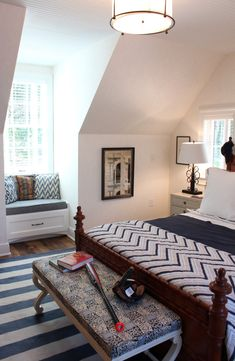 southern living idea house boys bedroom | Country Bedrooms to ...