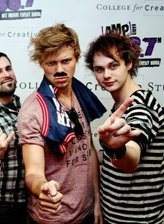Mashton spam #4 Michael Clifford and Ashton Irwin 5sos