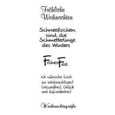 """Stempel """"Weihnachten"""", 5 Schriftzüge, SB-Btl 1S...                                                                                                                                                                                 More"""