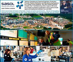 Lake Charles LA Manufacturing Engineering Jobs SASOL  http://goo.glTPRq2d
