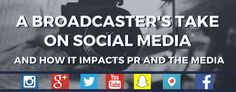 The Rules of (Social Media) Engagement When Working with Broadcast Journalists