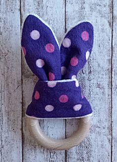 Greifling Hasi klein violet