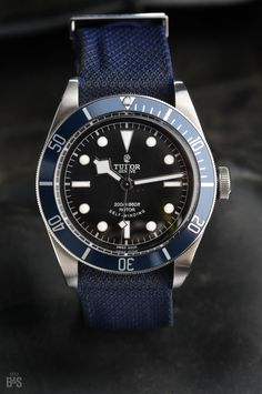 Tudor Black Bay Heritage - Blue.