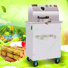 1033.06$  Watch here - http://ai92d.worlditems.win/all/product.php?id=32803809406 - 220V New verticle commercial sugarcane juice machine Sugar cane juice extractor squeezer Sugarcane Juicer