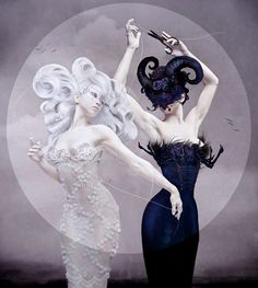 Art by Natalie Shau...so beautiful.