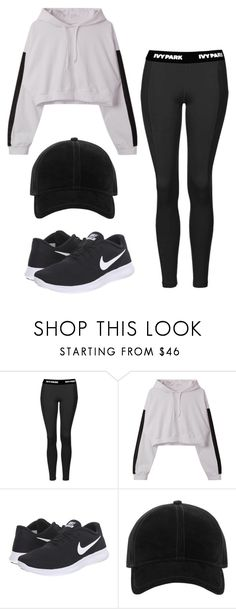 """""""Untitled #141"""" by sk8terqueen on Polyvore featuring Topshop, NIKE and rag & bone"""