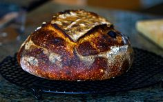 Chad Robertson's Olive and Herb Country Bread