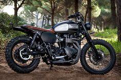 Triumph Bonneville by Macco Motorcycles