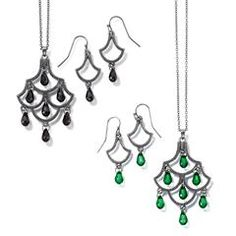 Playful Party Necklace & Earring Gift Set