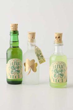 Leprechaun Drinks