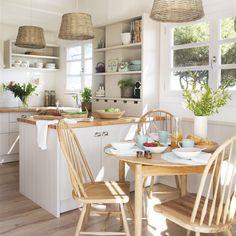 Las 213 mejores imágenes de Cocinas bonitas y luminosas en 2019 ...
