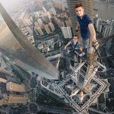 "Ivan Kuznetsov on Instagram: ""Jin Mao Tower. #Shanghai #jinmao #jinmaotower"""