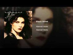 Alannah Myles - Black Velvet - YouTube