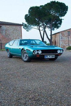 1971 Lamborghini Espada Serie II - My Espada - May 2013 - - Maserati, Ferrari, Lamborghini Espada, Lamborghini Veneno, Vintage Sports Cars, Vintage Cars, Dirt Track Racing, Drag Racing, Alfa Romeo