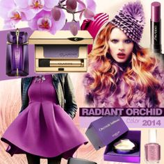 Radiant Orchid 2014 Bodybell.