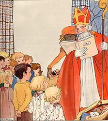 St. Nicholas...the Dutch Santa