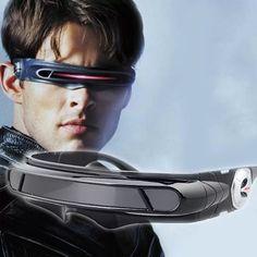 X-Men Captain Scott Summers The Laser Eye Style Cyclops Polarizer Driving Sunglass for Gentlemen | Lazada Malaysia