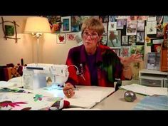 How To: Use the Stippling Stitch for Free-Motion Quilting with Wendy Butler Berns
