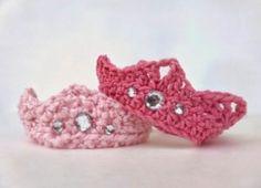 Crochet Baby Crown Pattern Free