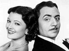 The Thin Man series had wonderfully crisp, witty dialog. The banter between Nick and Nora is legendary.