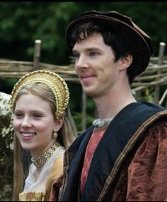 Image result for benedict cumberbatch the other boleyn girl