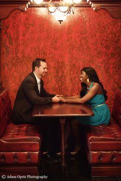 Real Engagements {Florida}: Diana & Johnathan! - Blackbride.com