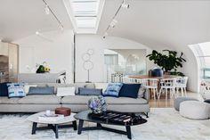 Bondi Beach Apartment by SJB Interiors & Hub Furniture - Archiscene - Your Daily Architecture & Design Update
