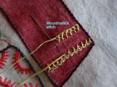 ¿Cómo aprendí nuevas puntadas bordando matrioskas? | FronteraD