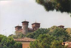 Montichiari – Veduta castello Bonoris