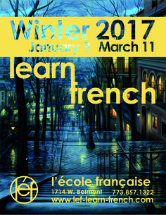 Winter Session, 2017 January 9 - March 11