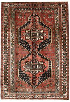 Bakhtiar-matto 195x283